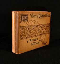 1892 One Hundred Ways of Cooking Fish One Hundred Ways of Cooking Eggs