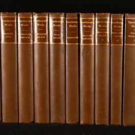 c1890 Hawthorne's Works