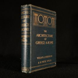 1902 The Architecture of Greece & Rome