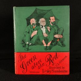 1889 The Green Above the Red: More Blarney Ballads