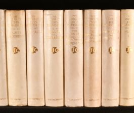 1923 29vol The Works of John Galsworthy