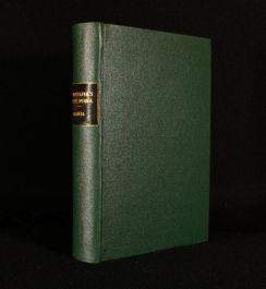 1861 The Housekeeper's Encyclopedia