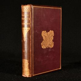 1866 A Concise Glossary of Terms used Grecian, Roman, Italian and Gothic Architecture