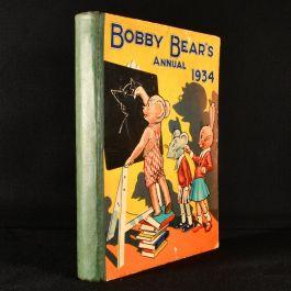 1933-34 Bobby Bear's Annual