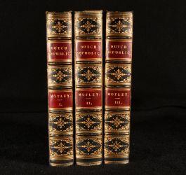 1862 3vol The Rise of the Dutch Republic