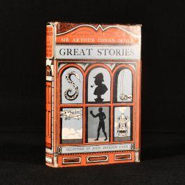 1959 Great Stories by Sir Arthur Conan Doyle