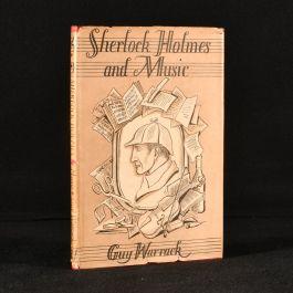 1947 Sherlock Holmes and Music