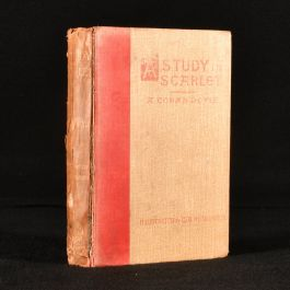 1893 A Study in Scarlet
