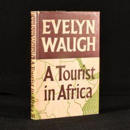 1960 A Tourist in Africa