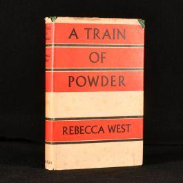 1955 A Train of Powder