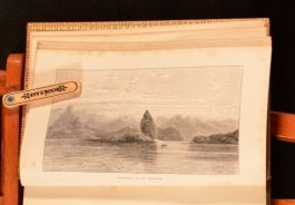 1884 Robert Crawford Across the Pampas and the Andes Illus First Scarce
