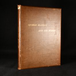 1880 George Manson and his Works