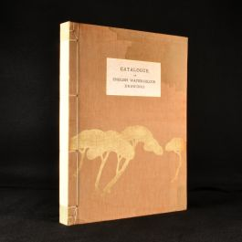 1929 Catalogue of the Loan Collection of English Water-Colour Drawings