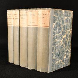 1923 The Novels of Jane Austen