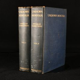1914 Unknown Mongolia A Record of Travel and Exploration