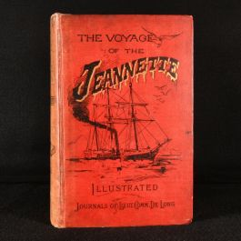 1883 The Voyage of the Jeannette