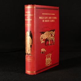 1896 From North Pole to Equator Studies of Wild Life and Scenes