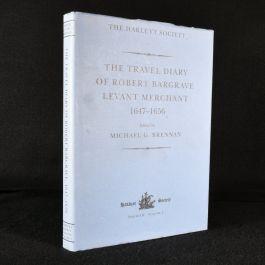 1999 The Travel Diary of Robert Bargrave, Levant Merchant (1647-1656)