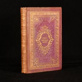 1859 The Poetical Works of Edgar Allan Poe