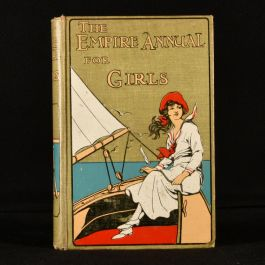 c1920 The Empire Annual for Girls