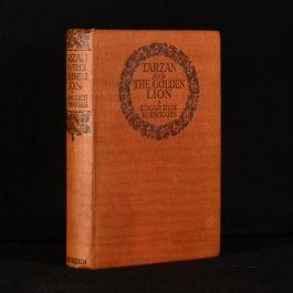 1924 Tarzan and the Golden Lion