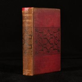 1875 History of the Transmission of Ancient Books to Modern Times