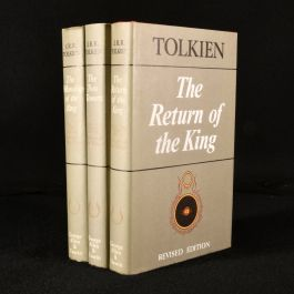 1970 3vol The Lord of the Rings