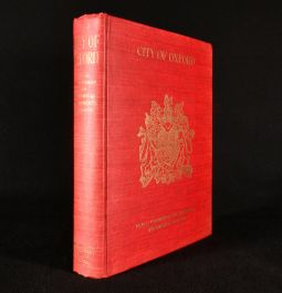 1949 An Inventory of the Historical Monuments in the City of Oxford