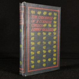 1901 The Chronicle of a Cornish Garden