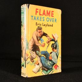 1950 Flame Takes Over