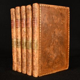 1786 Anecdotes of Painting in England