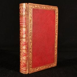 1869 The Complete Poetical Works of Thomas Moore