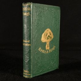 1862 A Plain and Easy Account of British Fungi