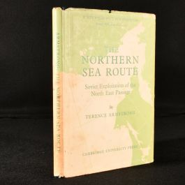 1952  The Northern Sea Route Soviet Exploitation of the North East Passage
