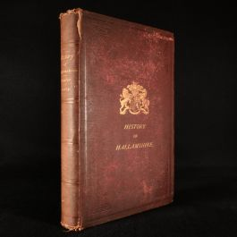 1869 Hallamshire. The History and Topography of the Parish of Sheffield
