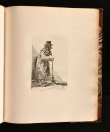 1817 Vagabondiana or Anecdotes of Mendicant Wanderers through the Streets of London