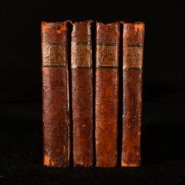 1817 4vol Histoire de Gil Blas de Santillane
