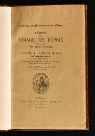1855 Memoire du Voiage en Russie fait en 1586
