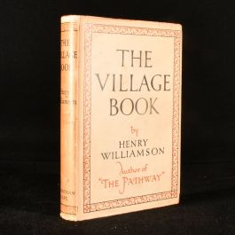 1930 The Village Book