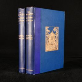 1901 2vol The Amusements of Old London