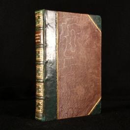 c1880 3vol in 1 Poetical Works James Thomson Edward Young Faust Johann Wolfgang von Goethe