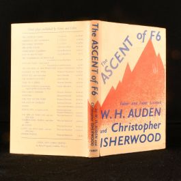 1953 The Ascent of F6