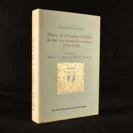 1978 Diary of a Common Soldier in the American Revolution 1775-1783