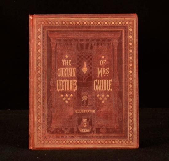 1866 Douglas Jerrold Mrs Caudle's Curtain Lectures