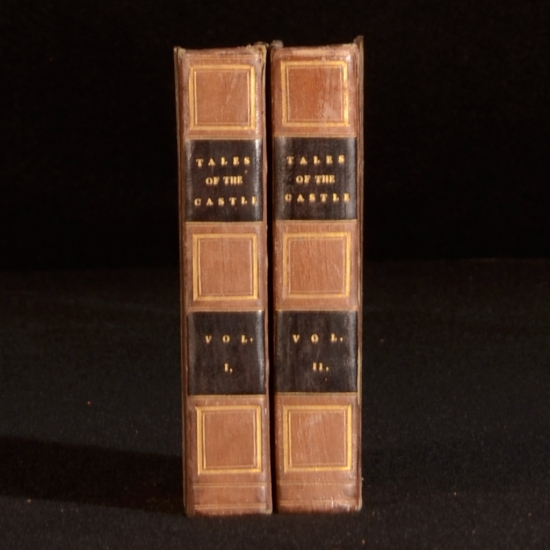 1817 2vol Tales Of The Castle Stories Of Instruction
